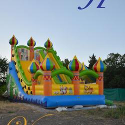 Развлечения для детей в Канаке (Канакской балке).