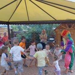 ВОЛНА Поднебесная. Детские праздники. Канакская балка (Канака)