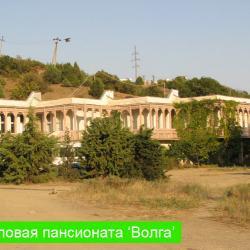 Канака. Волга. Каспий. ВОЛНА.