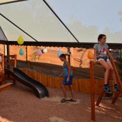 ВОЛНА Поднебесная. Нижняя детская площадка. Канакская балка (Канака)